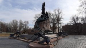 Экскурсия детям: Кронштадт + форт Константин + Музей маячной службы