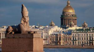 Экскурсия детям. Первое знакомство с Петербургом (пешеходная экскурсия-квест)
