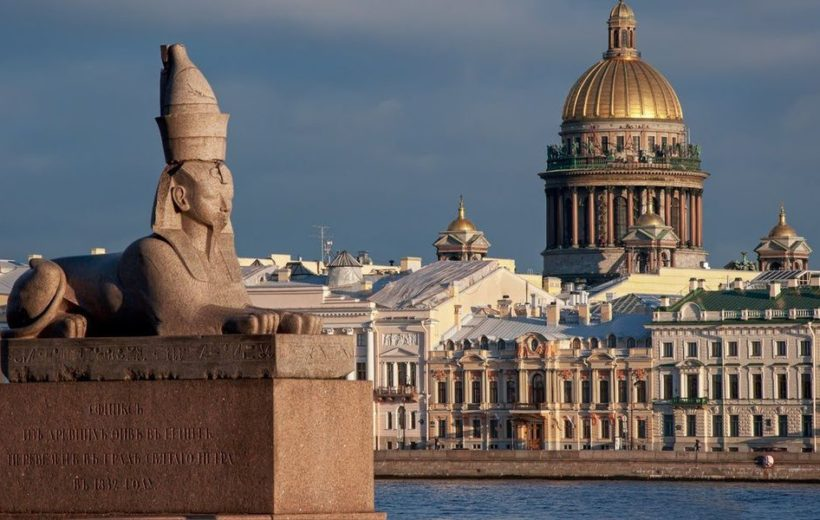 Первое знакомство с Петербургом (пешеходная экскурсия-квест) - детям