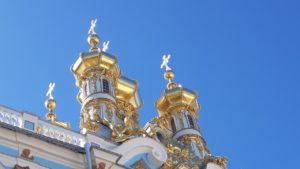 3. Пушкин (Екатерининский дворец, Янтарная комната, парк) + Лицей