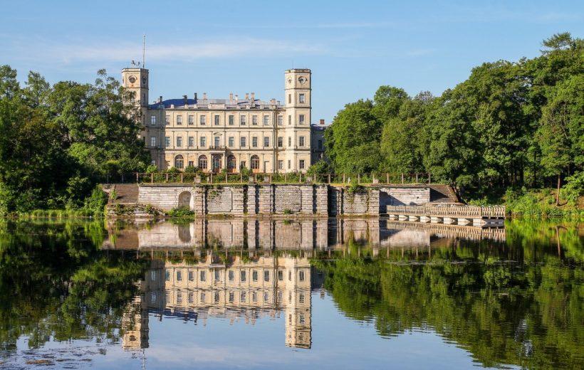 5. Наша Гатчина (посещение дворца и парка)