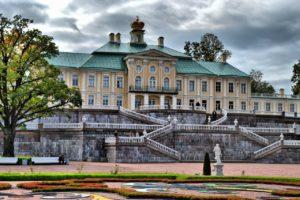 6.1 Ораниенбаум. Посещение дворца.
