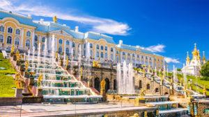 2. Петергоф (Большой дворец)