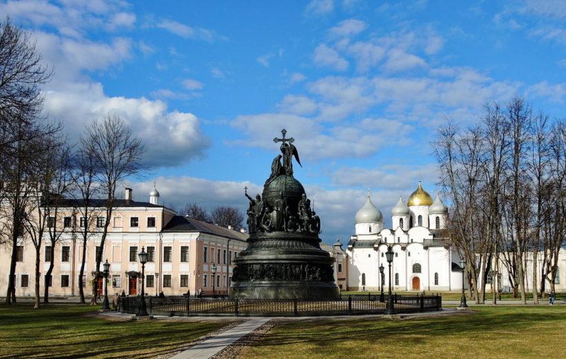 Новгород (три музейных объекта)