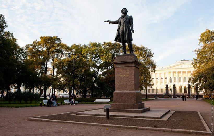 Экскурсия для детей: Пушкин в Петербурге