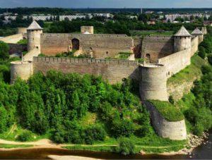 Крепости Северо-Запада  (Ям, Копорье, Ивангород)