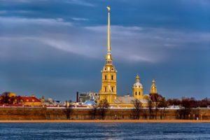 Экскурсия детям: Санкт-Петербург : из прошлого в будущее